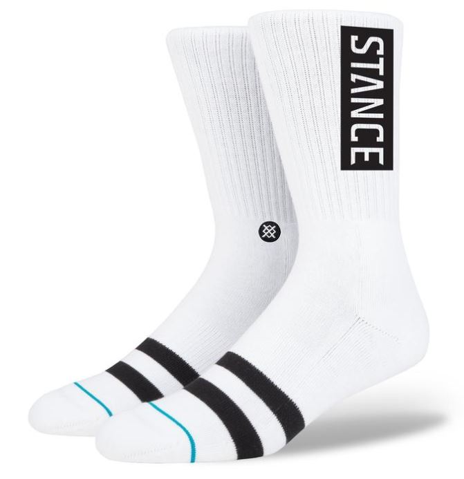 Stance Socks - OG White