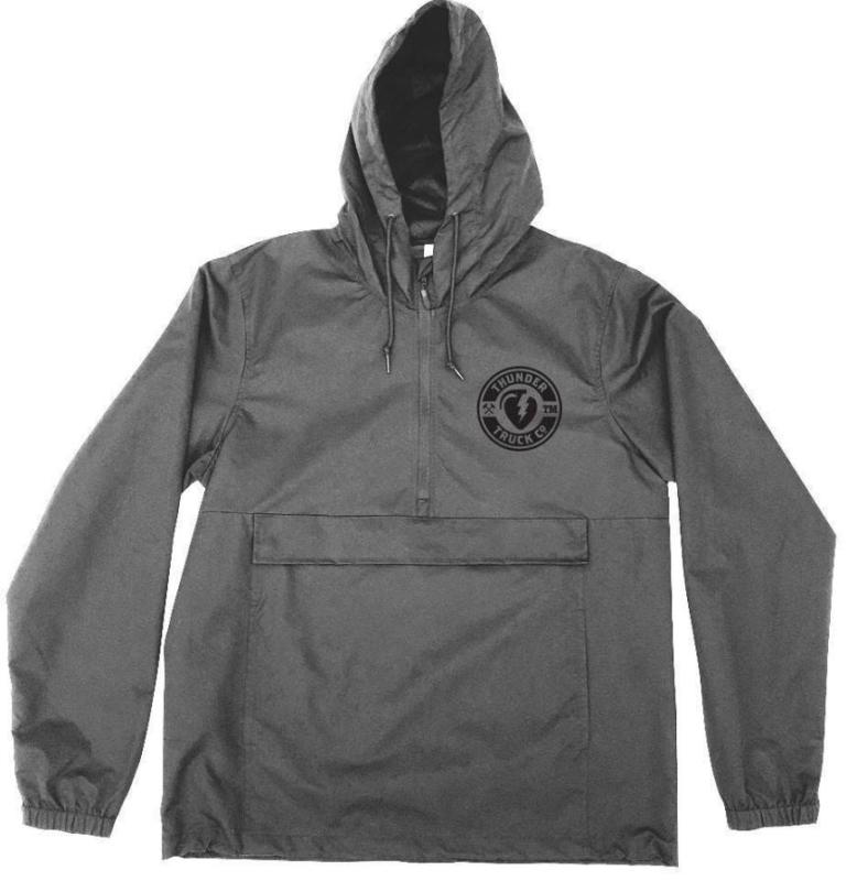 Thunder Mainline Graphite/Black Anorak Jacket