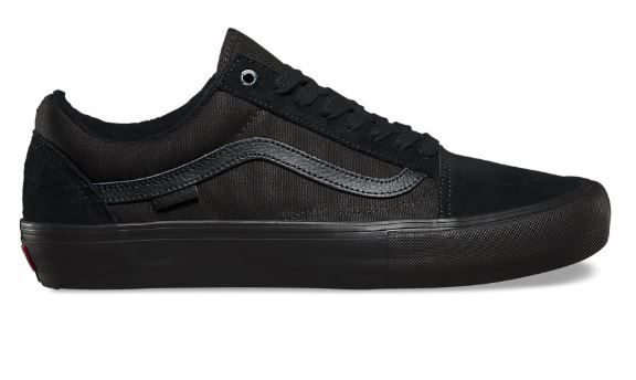 Vans Old Skool Pro Blackout Shoes