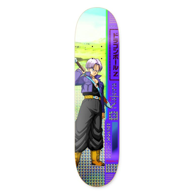 "Primitive x Dragon Ball Z Najera Trunks 8"" Deck"