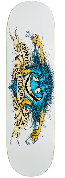 "Anti Hero x Grimple Stix Eagle 8.75"" Deck"