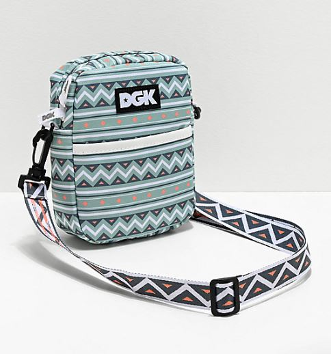 DGK Aztech Shoulder Bag
