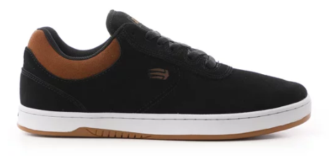 Etnies Joslin Black/Brown Shoes