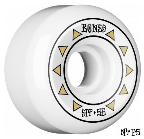 Bones SPF Arrows 56mm x 101a Wheels