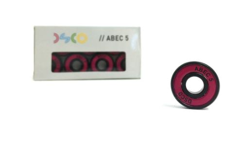 DSCO Abec 5 Pink Shield Bearings