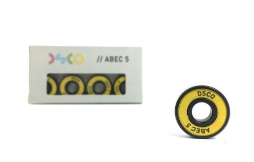 DSCO Abec 5 Yellow Shield Bearings