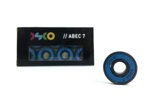 DSCO Abec 7 Cyan Shield Bearings