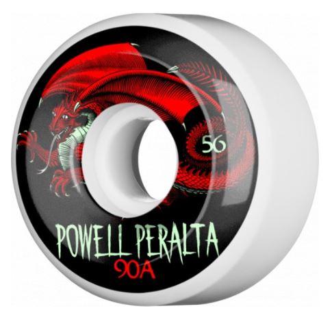 Powell Peralta Oval Dragon 56mm x 90a Wheels