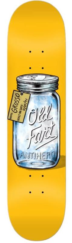 "Anti Hero Grosso Old Fart 8.25"" Deck"
