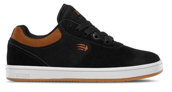 Etnies Joslin Kids Black/Brown Shoes