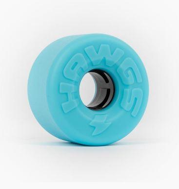 Hawgs Easy 63mm x 78a Blue Wheels