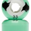 Welcome Orbs Poltergeists Mint/White 53mm Wheels