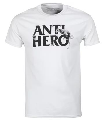 Anti Hero Dog Hump White Tee