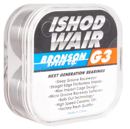 Bronson Speed Co. G3 Ishod Bearings