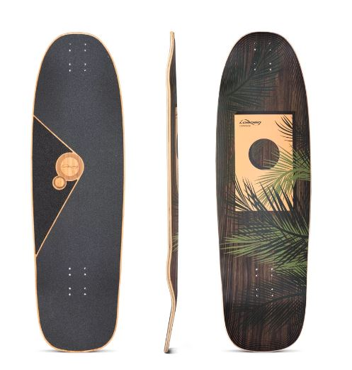 "Loaded Omakase Palm 33.5"" Deck"