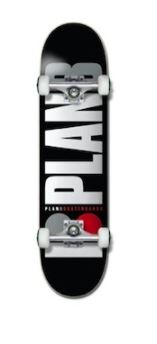 Plan B Team 8 Skateboard Complete