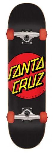 "Santa Cruz Classic Dot 8"" Complete"