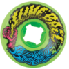 Santa Cruz Slime Balls Vomit 56mm x 97a Mini Neon Green Wheels