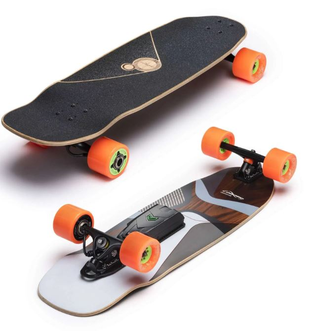 Unlimited x Loaded Omakase Solo Electric Skateboard
