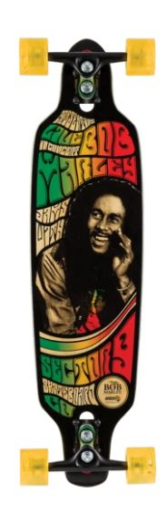 "Sector 9 Rastaman Bamboo Series 34"" Complete"