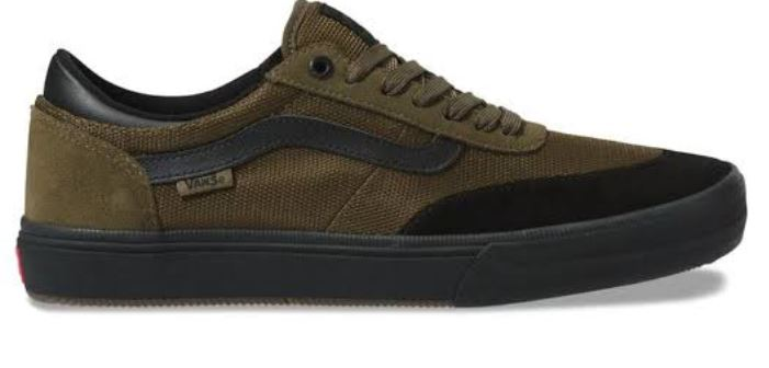 Vans Gilbert Crockett 2 Pro (Tactical) Black/Beech Shoes