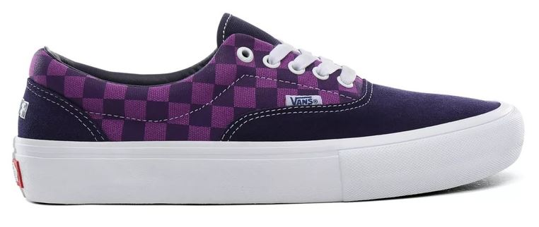 Vans x Baker Kader Era Pro Purple/White Shoes