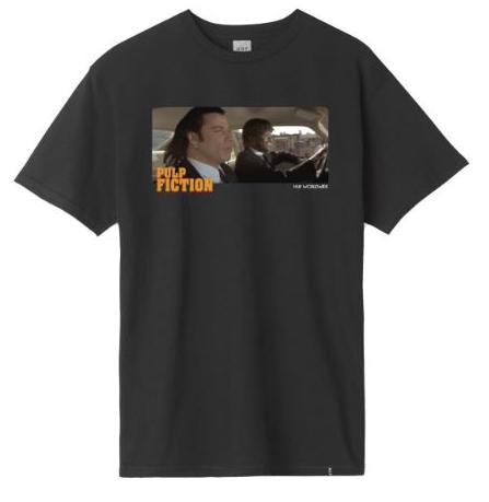 HUF X Pulp Fiction Royale With Cheese Tee