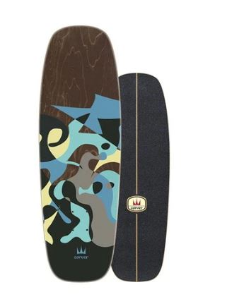 "Carver Blue Ray 30"" Deck"