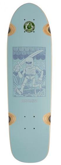 Landyachtz Dinghy Adventure Skeleton 28.5″ Cruiser - Deck Only
