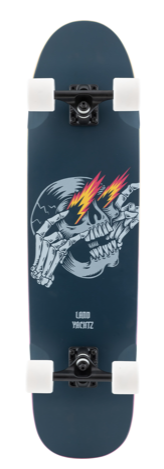 "Landyachtz Rally Cat Metal 34.5"" Cruiser"