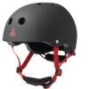 Triple 8 Lil 8 Black/Red Helmet