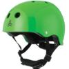 Triple 8 Lil 8 Neon Green Glossy Helmet