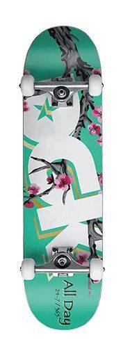 DGK Blossom 7.5 Skateboard Complete