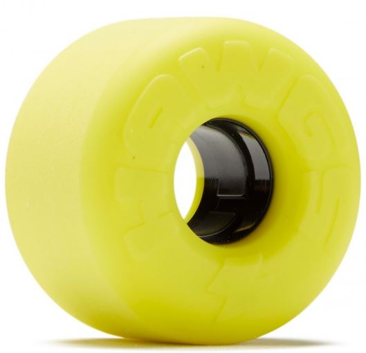 Hawgs Lil Ez 60mm x 78a Yellow Wheels