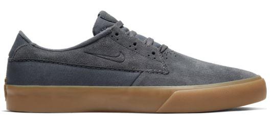Nike SB Shane Dark Grey/Black-Dark Grey Shoes