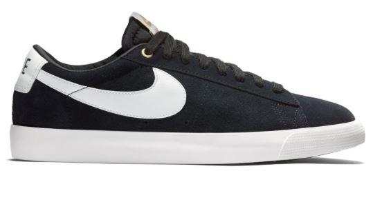 Nike SB Zoom Blazer Low GT Black/Sail Shoes