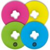 Santa Cruz Slime Balls Vomit 56mm x 97a Mix Up Green Wheels