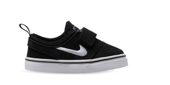Nike SB Stefan Janoski TD Black/White Shoes