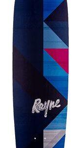 Rayne Anthem Geographic 36 Longboard Skateboard Deck