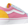 Vans Old Skool Fuchsia Pink Youth Shoes1