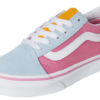 Vans Old Skool Fuchsia Pink Youth Shoes3