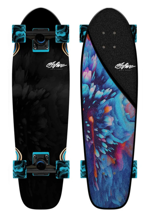 OBfive Resonate 28 Skateboard Cruiser