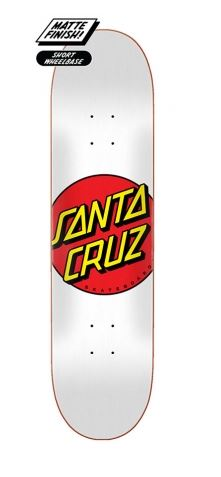 Santa Cruz Classic Dot 8 Deck