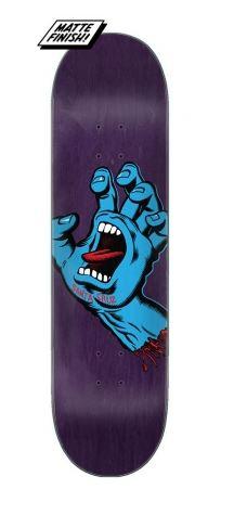 Santa Cruz Screaming Hand 8.375 Deck