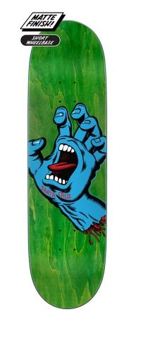 Santa Cruz Screaming Hand 8.8 Deck