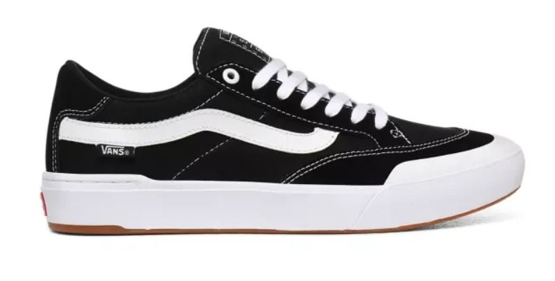 Vans Berle Pro Black/White Shoes