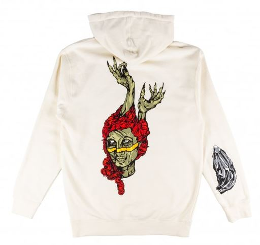 Welcome Bedlam Bone Hoodie