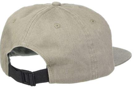 Lakai Field Olive Strapback Hat
