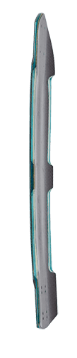 Landyachtz Obsidian Blue 31 Deck