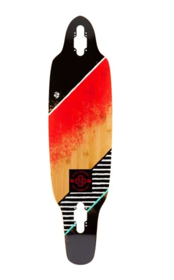 Sector 9 Streak Striker Bamboo Series 36.5 Skateboard Deck